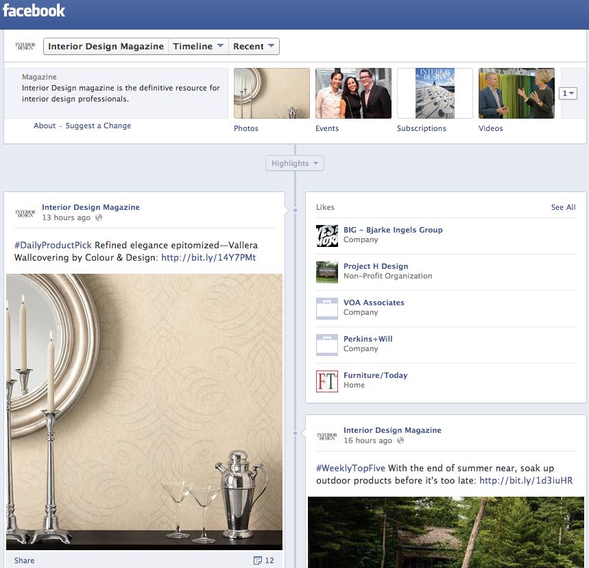 colour & design vallera wallcovering interior design magazine facebook daily product pick
